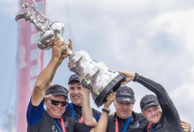 La Coppa torna a in Nuova Zelanda, Luna Rossa lancia la sfida