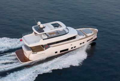 Sirena 64 il long cruise secondo Sirena Yachts