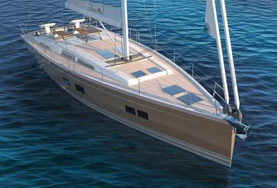Hanse 548: easy sailing, spazio e prestazioni