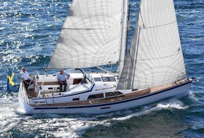 Hallberg-Rassy 340, un natante per girare il mondo