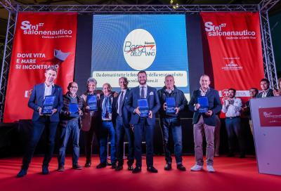 Premio Barca dell'Anno la serata di premiazione. Guarda le foto