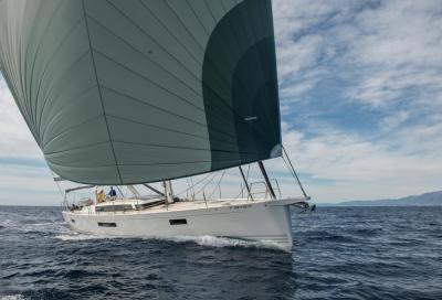 La prova dell'X6⁵ di X-Yachts – Video e foto in navigazione