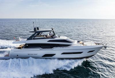 Marina di Varazze open day Ferretti Yachts