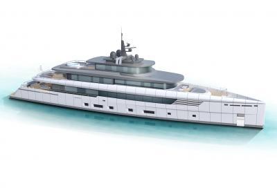 Perini Navi: venduto uno yacht a motore di 56 metri