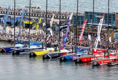 I magnifici 7 della Volvo Ocean Race