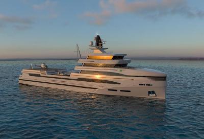 Rosetti Superyachts debutto nella nautica