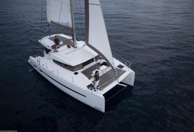 Bali Catamarans 4.0 Lounge