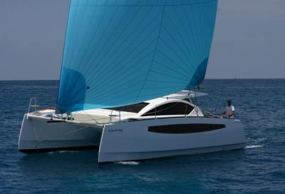C Catamarans C-Cat 37, grandi prestazioni!