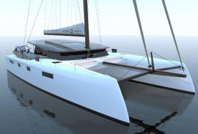 North Wind 55 Catamaran
