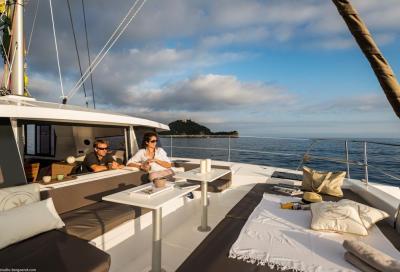 La prova del Bali 4.0 Lounge