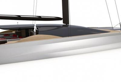 BlackCat raddoppia e presenta i disegni del 35 metri