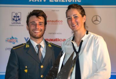 Velista dell'Anno, Ruggero Tita e Caterina Banti si aggiudicano il premio