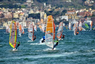 A Giorgia Speciale e Nicolò Renna la prima tappa della Coppa Italia di windsurf