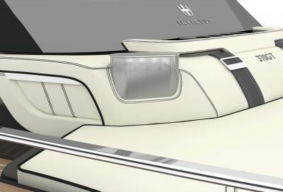 Anna Fendi e il nuovo Invictus 370 GT Special Edition