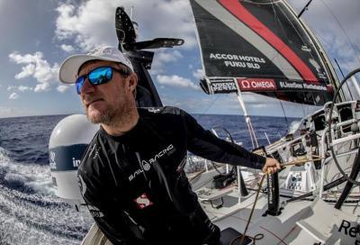 Volvo Ocean Race, disperso in mare l'inglese John Fisher