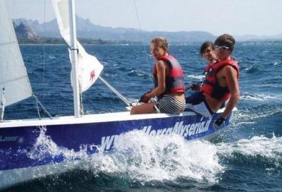 Sardegna, campus vela per under 18