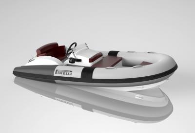 Pirelli J33 il gommone dedicato ad Azimut Yachts