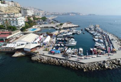 Napoli, barche in mostra a Navigare