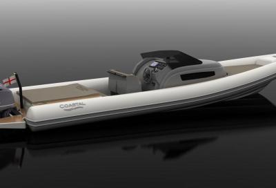 Coastal 10 Rada, esordio del cantiere nel mondo dei rib cabinati