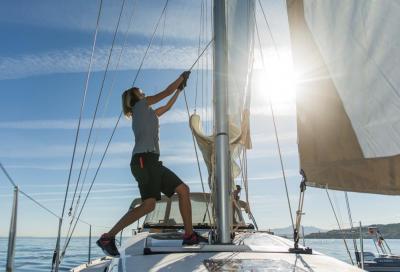 Il fascino della regata con Decathlon