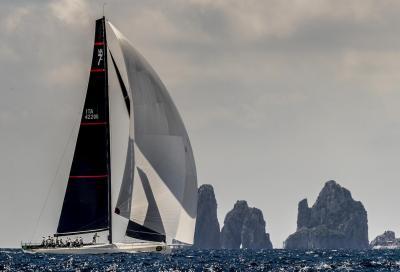 Rolex Capri Sailing Week, spettacolo in mare