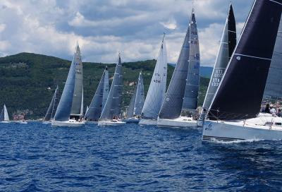 X-Yachts Med Cup 2018, tanto agonismo e 20 barche in acqua