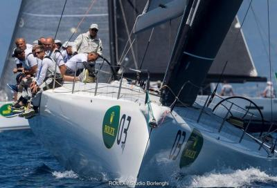 North Sails, successi e conferme alla Rolex Capri Sailing Week