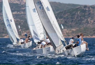 Trofeo Boeris, il J-24 Vigne Surrau vince la 9° edizione