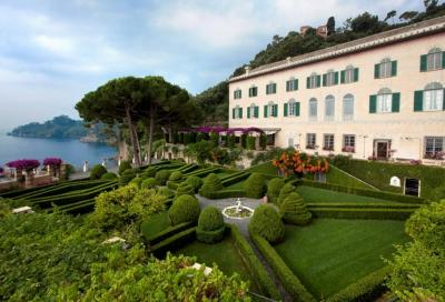 Liguria, tra porti e giardini