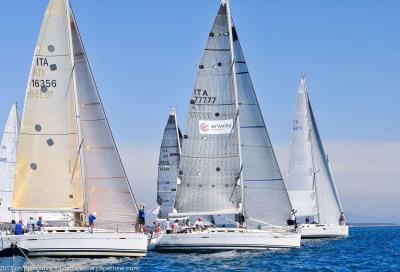 Coppa Asteria-Trofeo Enway, 115 miglia tra le Isole Pontine