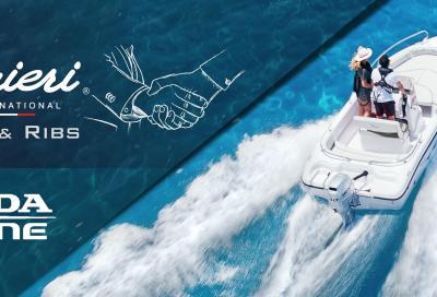 Nasce la partnership Ranieri International - Honda