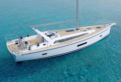 Sunbeam 46.1, luxury cruiser per navigare in coppia