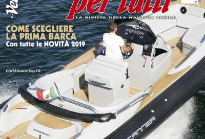 È in edicola La Barca per Tutti di settembre/ottobre 2018