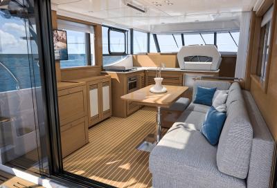 Bénéteau Swift Trawler 47 ai saloni di Cannes e Genova