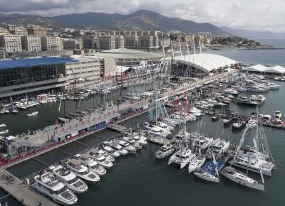 Apre il Salone di Genova