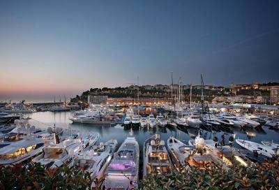 Monaco Yacht Show, superyacht in mostra
