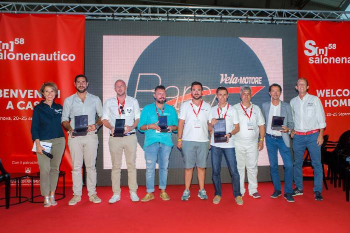 Premio Barca dell'Anno, i cinque vincitori e le foto della premiazione
