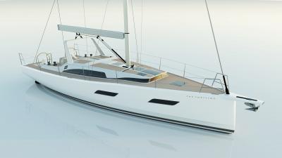 Ecco The FortyTwo, il secondo modello di Eleva Yachts