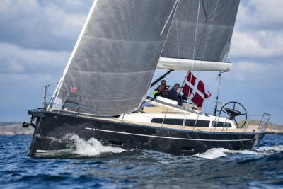 X-Yachts X46: cruiser performance pronto a tutto