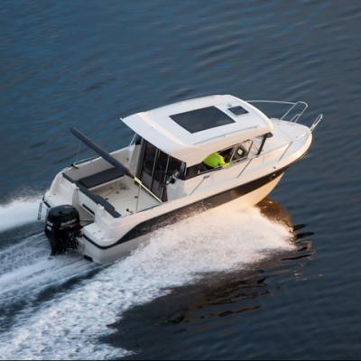 Parker 660 WE, per la pesca o la crociera