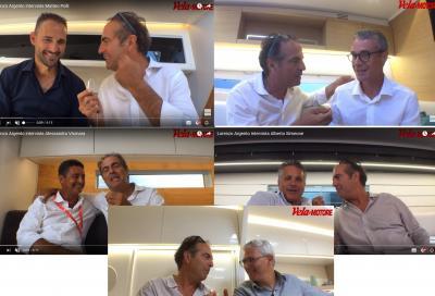 Lorenzo Argento intervista i progettisti italiani