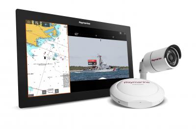 Raymarine, la realtà aumentata per navigare più sicuri