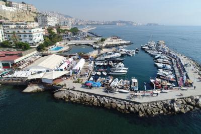 Navigare, barche in mostra a Napoli