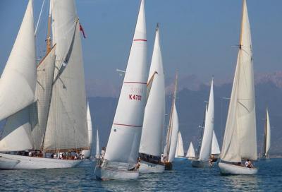 Raduno Vele Storiche Viareggio, 73 barche al via