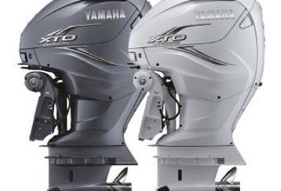 Yamaha V8 XTO Offshore, potenza mostruosa
