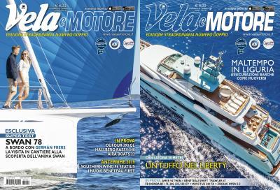 Vela e Motore di dicembre/gennaio è in edicola!