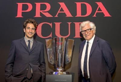Coppa America, svelato il trofeo Prada Cup. A Cagliari le prime regate delle World Series