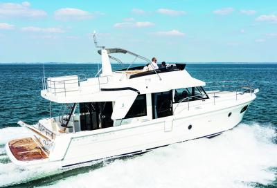 Bénéteau Swift Trawler 47 in prova