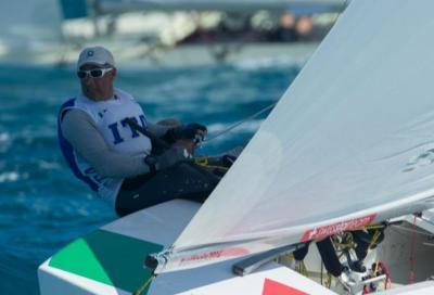 Diego Negri nell'olimpo della Star Sailors League