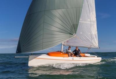 Prova Aira 22, una barca per tutti facile e divertente